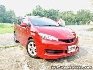 Toyota Wish 1.8A X (New 10-yr COE)