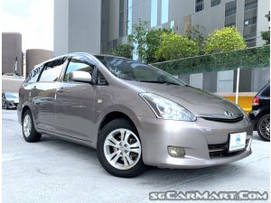 Toyota Wish 1.8A (COE till 02/2023)