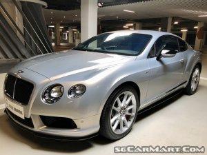 Bentley Continental GT 4.0A V8 S