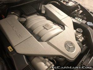 Mercedes-Benz C-Class C63 AMG
