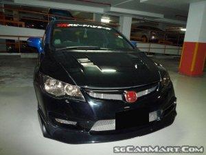 Honda Civic 1.8A (COE till 12/2021)