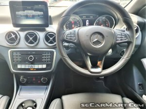 Mercedes-Benz CLA-Class CLA180 Urban