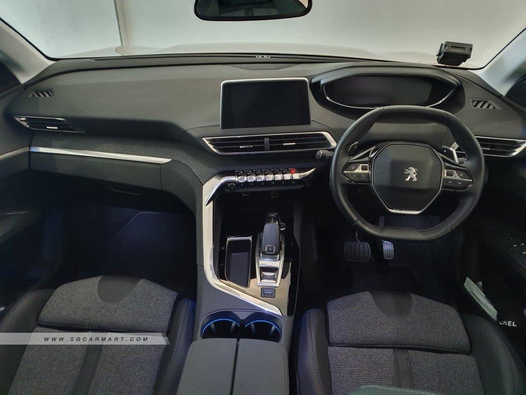 2019 Peugeot 5008 1.6A Turbo