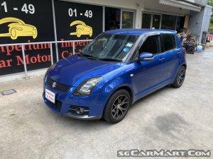 Suzuki Swift 1.3A (COE till 10/2022)