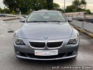 BMW 6 Series 630i (COE till 11/2027)