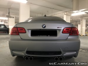 BMW M Series M3 Coupe (New 10-yr COE)