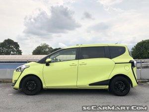 Toyota Sienta 1.5A X