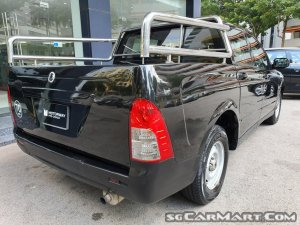Ssangyong Actyon Sports Double-Cab 2.0M (COE till 12/2024)