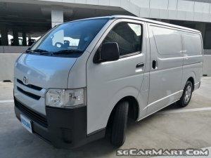 Toyota Hiace 3.0M (COE till 04/2030)
