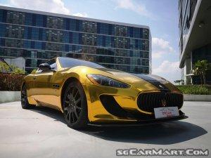 Maserati GranTurismo 4.2A (COE till 06/2028)