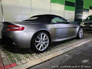 Aston Martin V8 Vantage Roadster 4.7A Sportshift II