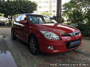 Hyundai i30 1.6A Sunroof (COE till 11/2024)