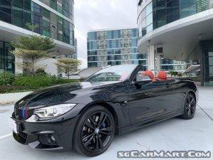 BMW 4 Series 435i Convertible M-Sport