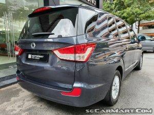 Ssangyong Stavic Diesel 2.2A eXDI