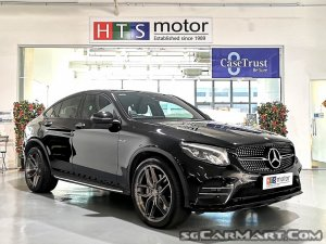 Mercedes-Benz GLC-Class GLC250d Coupe AMG Line