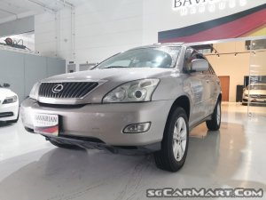 Toyota Harrier 2.4A Premium Panoramic (COE till 10/2029)