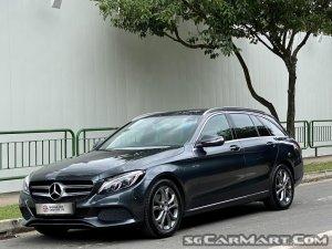 Mercedes-Benz C-Class C200 CGI Estate Avantgarde