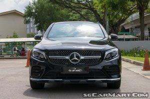 Mercedes-Benz GLC-Class GLC200 Coupe AMG