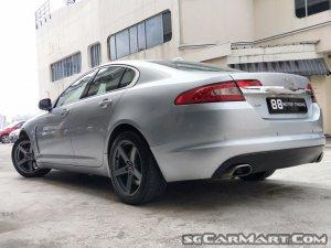 Jaguar XF 3.0A Luxury (COE till 04/2028)