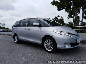 Toyota Previa 2.4A Moonroof