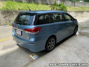Toyota Wish 2.0A (COE till 01/2025)
