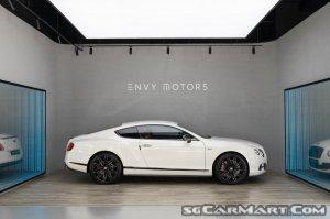 Bentley Continental GT 6.0A Speed