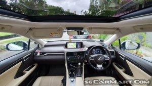 Lexus RX Turbo RX200t Luxury