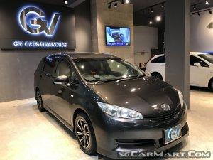 Toyota Wish 2.0A (COE till 12/2024)