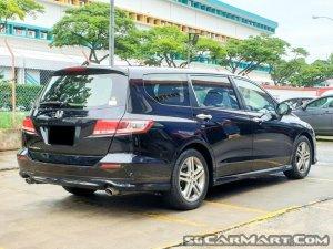 Honda Odyssey 2.4A Sunroof (COE till 10/2029)