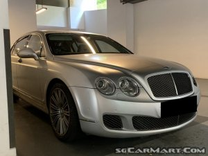 Bentley Continental Flying Spur 6.0A Speed (New 10-yr COE)