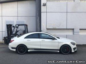 Mercedes-Benz CLA-Class CLA45 AMG 4MATIC