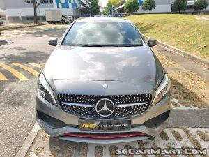 Mercedes-Benz A-Class A250 Sport