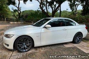BMW 3 Series 335i Convertible (COE till 01/2029)