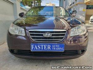 Hyundai Avante 1.6A (COE till 02/2029)