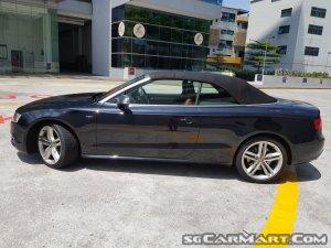 Audi S5 Cabriolet 3.0A TFSI Quattro