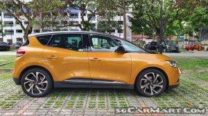 Renault Scenic Diesel 1.5A dCi Privilege
