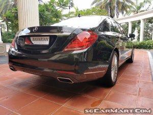 Mercedes-Benz S-Class S400L Hybrid