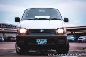 Toyota Liteace 2.2A (COE till 08/2023)