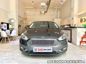 Ford Focus Titanium 1.0A GTDI 5DR