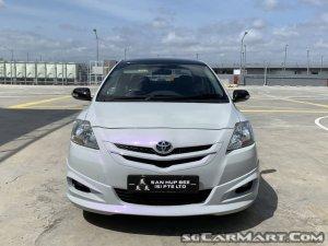 Toyota Vios 1.5A G (New 5-yr COE)