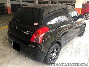 Suzuki Swift 1.2A XG (COE till 09/2023)