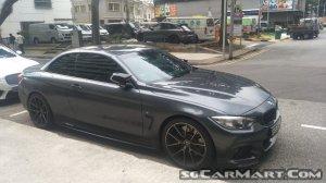 BMW 4 Series 428i Convertible M-Sport