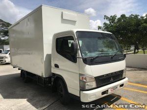 Mitsubishi Fuso Canter FE83 (New 5-yr COE)