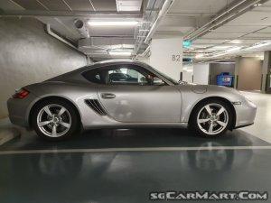Porsche Cayman 2.7A Tip (COE till 10/2027)