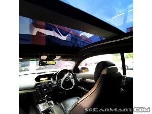Mercedes-Benz E-Class E250 CGI Coupe AMG Line (New 10-yr COE)