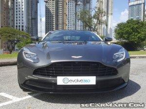 Aston Martin DB11 V12 5.2A