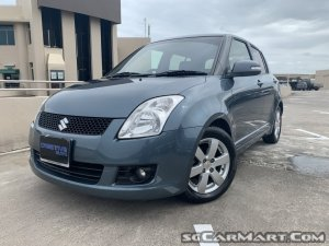 Suzuki Swift 1.5A (New 5-yr COE)