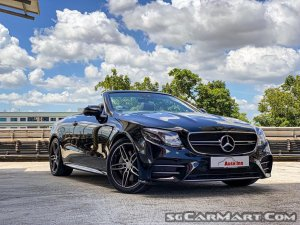 Mercedes-Benz E-Class E53 Mild Hybrid AMG 4MATIC Premium Plus