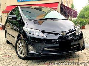 Toyota Estima 2.4A Aeras G Moonroof (New 10-yr COE)