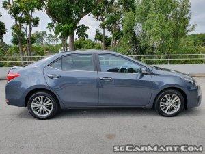 Toyota Corolla Altis 1.6A Elegance (OPC)